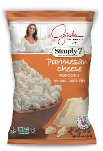 Simply 7 Parmesan Cheese Popcorn - 4.4 oz Bag