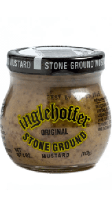 Inglehoffer Original Stone Ground Mustard 4 OZ