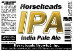 Horseheads IPA / 22 oz bottle