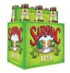 Saranac IPA / 6-pack bottles