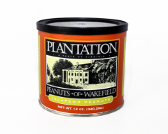 Plantation Jalapeno Peanuts