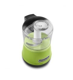 Kitchen Aid 3.5 Cup Mini Food Chopper Green Apple