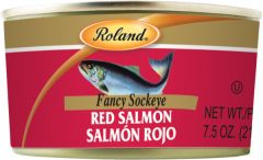 Roland Sockeye Red Salmon in Water