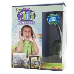 Sentry Volume Limiting Kids Headphones - Pink or Black