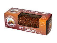 Kii Date & Walnut Crisps 5.3 oz