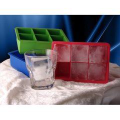 Tovolo King Cube Tray - Blue