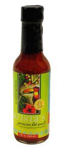 Kristas Jamaican Hot Sauce 5 OZ