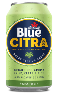 Labatt Blue Citra / 6-pack cans