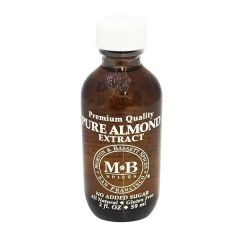 Morton & Bassett Almond Extract 2 OZ