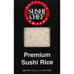 Sushi Chef Premium Sushi Rice