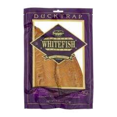 Ducktrap Smoked Whitefish Filet 6.25 OZ