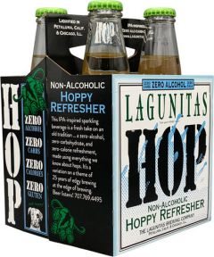 Lagunitas Hoppy Refresher 4 Pk