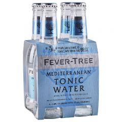 Fever-Tree Mediterranean Tonic Water 4 Pk