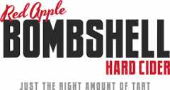 Red Apple Bombshell Original Hard Cider / 4-pack cans