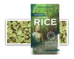 Lotus Organic Jade Pearl Rice