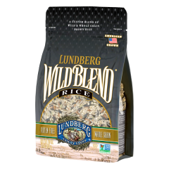 Lundberg Wild Blend Rice 16 oz Bag