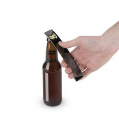 Luster Black bottle Opener by True