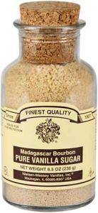 Nielsen Massey Madagascar Bourbon Pure Vanilla Sugar 7.5 oz.