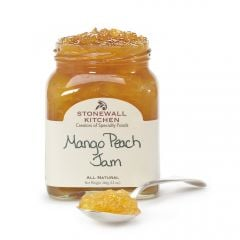 Stonewall Kitchen Mango Peach Jam 12 OZ
