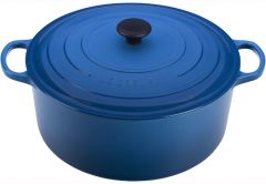 Le Creuset 13.25qt Signature Round French Oven Marseille