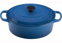 Le Creuset 3.5qt Signature Oval French Oven Marseille