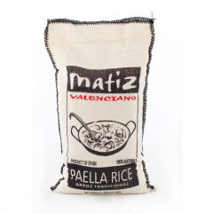 Matiz Paella Rice 2.2 lb Bag