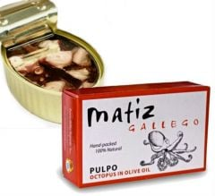 Matiz Pulpo (Octopus) In Olive Oil