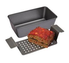 Chicago Metallic Professional Nonstick Healthy Meatloaf Set