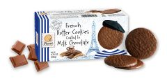 Pierre Biscuiterie Milk Chocolate Butter Cookies
