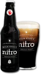 Left Hand Milk Stout Nitro / 6-pack bottles