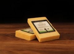 Prairie Breeze Cheddar Cheese (8-9 oz Piece)