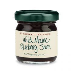 Stonewall Kitchen Wild Maine Blueberry Jam 3.5 OZ