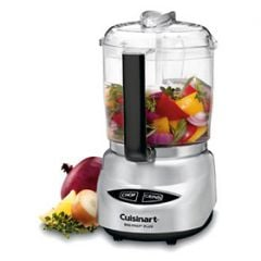 Cuisinart Premier Mini Prep Plus 4 Cup Processor Brushed Stainless Finish