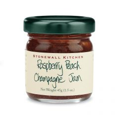 Stonewall Kitchen Raspberry Peach Champagne Jam 3.5 OZ