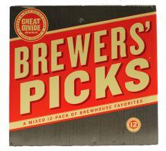 Great Divide Brewer's Picks / 12-pack bottles