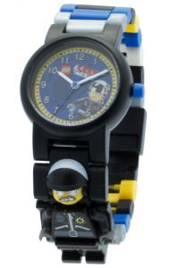 LEGO Movie Bad Cop Minifigure Link Watch