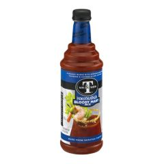 Mr & Mrs T Horseradish Bloody Mary Mix 33.8 OZ