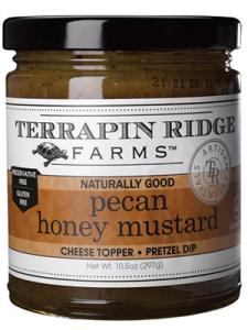Terrapin Ridge Farms Pecan Honey Mustard 10.5 oz