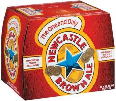 Newcastle Nut Brown Ale / 12-pack