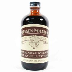 Nielsen Massey Madagascar Bourbon Pure Vanilla Extract 8 oz.
