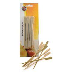 "Norpro 6"" Bamboo Picks 50Ct #192"