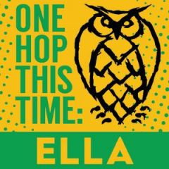 Night Shift Brewing One Hop This Time: Ella / 4-pack cans