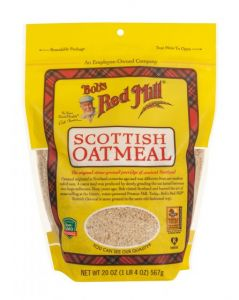 Bob's red Mill Scottish Oatmeal 20 oz Bag