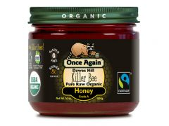 Once Again Killer Bee Organic Honey 16 oz