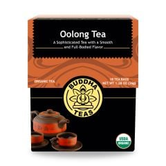 Buddha Oolong Tea