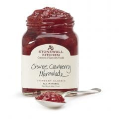 Stonewall Kitchen Orange Cranberry Marmalade 13 oz