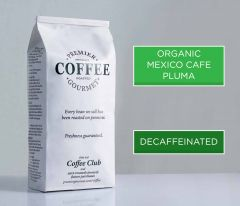 Decaf Organic Mexico Cafe Pluma / 1 lb.