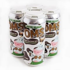 Hamburg Brewing Co. OMS With Chocolate & Coconut / 4-pack cans