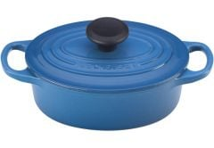 Le Creuset 1qt Signature Oval French Oven Marseille