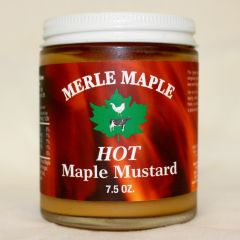 Merle Maple Hot Maple Mustard 7.5 OZ